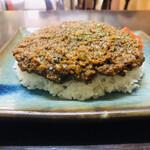 カフェハイチ - ドライカレー(700円)
