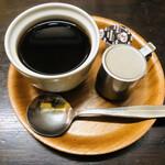 カフェハイチ - コーヒーゼリー(+100円)