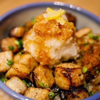AFURI - 料理写真:炙りコロチャーシュー飯