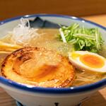 AFURI - 冷やし柚子塩麺(夏季限定)