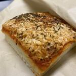 ●スフィンチョーネ ~シチリア パレルモのピザパン~