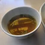 翠明 - スープ