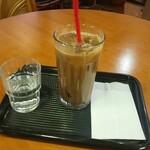 カフェミラノ - アイスコーヒーR