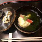 京都ホテルオークラ - 入舟