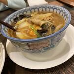 中国料理 龍王 - 料理写真:おススメの五目麺