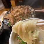 沖縄食堂チャンプル×チャンプル - 沖縄蕎麦