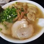 129164383 - ワンタン麺