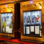 ビストロ&ワイン エスポワール - 【ワインバー】豊富なグラスワインはこのサーバーから。お祝いやサプライズに!