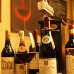 ビストロ&ワイン エスポワール - 【ワインバー】あの高級ワインもグラスで飲める! ワインサーバー