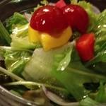 洋食バル AKR - サラダ♪