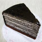 銀座 コージーコーナー - チョコミルクレープ \360