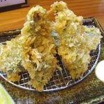 山田屋食堂 - アジフライ