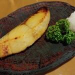 大舟 - ギンポウあみ焼 980円