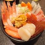 味世司 - 海鮮丼