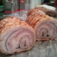 クオーレ・フォルテ - 豚バラ肉のポルケッタ