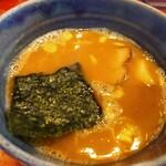 つけ麺 石ばし - 料理写真:つけ汁