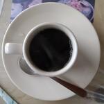 白花シャクナゲ荘 - ドリンク写真:コーヒー¥350