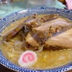 麺屋匠神 - みそ豚そば¥780・肉増し¥240