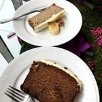Nikoraibagumannomu - 2つのケーキ