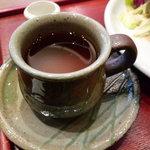Mamezo&Cafe - ☆紅茶も付いていましたぁ☆