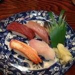 小樽旬菜 華かぐら - お寿司