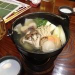 小樽旬菜 華かぐら - 海鮮鍋