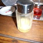 希望軒 - かぼす酢(つけ麺用)