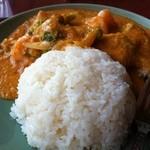アジアンキッチン サワディー - カレーアップ