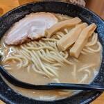 自家製麺 TANGO - らーめん 並盛り ¥850