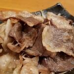 てっぱん侍 - 牛コーネ焼き