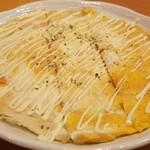 てっぱん侍 - 明太チーズペラ焼き