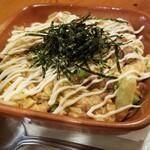 てっぱん侍 - 納豆キムチオムレツ