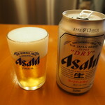 浪花屋 - ビール