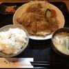 飯の肴 てらや - 料理写真:生姜焼き定食(ロース)