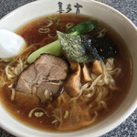 喜多方ラーメン高蔵半田店 - 料理写真: