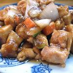 春夏秋冬 - 鶏肉のカシューナッツ炒め