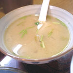 春夏秋冬 - お味噌汁