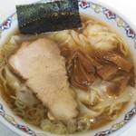 東京荻窪中華そば 春木屋 めんめん - わんたん麺