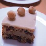 ローズベーカリー - シムネルケーキ