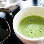 吉野葛 八十吉 - お抹茶