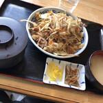 昭和食堂 - 野菜炒め定食