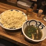 麺鮮醤油房 周月 - 醤油つけ麺