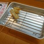 大阪新世界 串かつ さじろう -