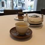 Chuugokusaiesusawada - 素敵な急須でお茶サービス