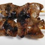 ハマケイ - 豚タン串(塩)