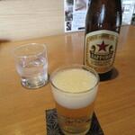 あおい - 瓶ビール