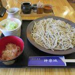 手打ち蕎麦 神楽坂 - おろしそば(825円)