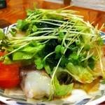 喰わんか屋 - シーフードサラダ