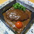 洋惣菜店 つばめGRILL - 料理写真:特製デミグラスソースのハンブルグステーキ 480円