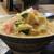 新生飯店 - 料理写真:野菜たっぷり、まろやかな豚骨スープ